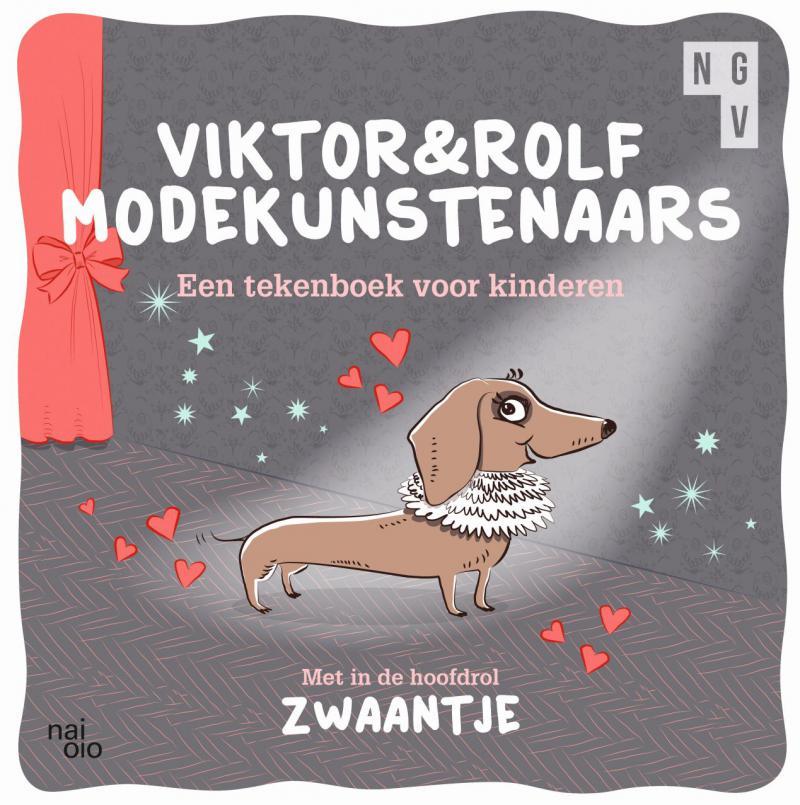 Viktor&Rolf Modekunstenaars